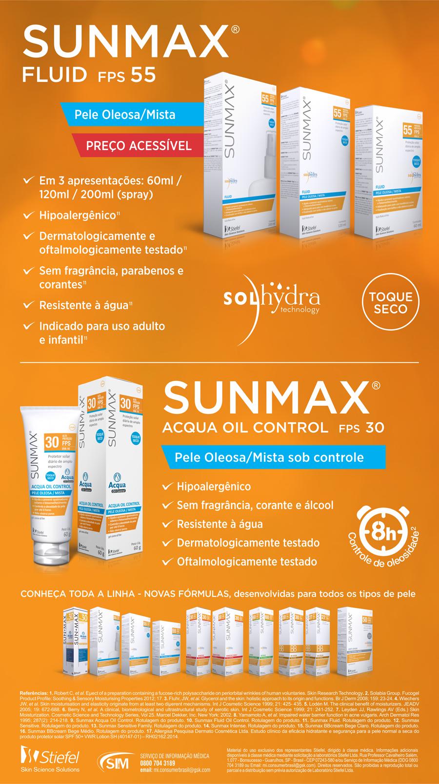 eeb4fadd5844e ... solares e fotoenvelhecimento  Adequado para pele com tendência à acne   Finalização sem brilho e não obstrui os poros  Ajuda a hidratar e proteger  a pele ...
