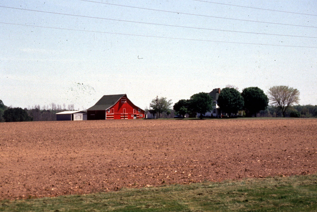 Photo of a rural legacy area