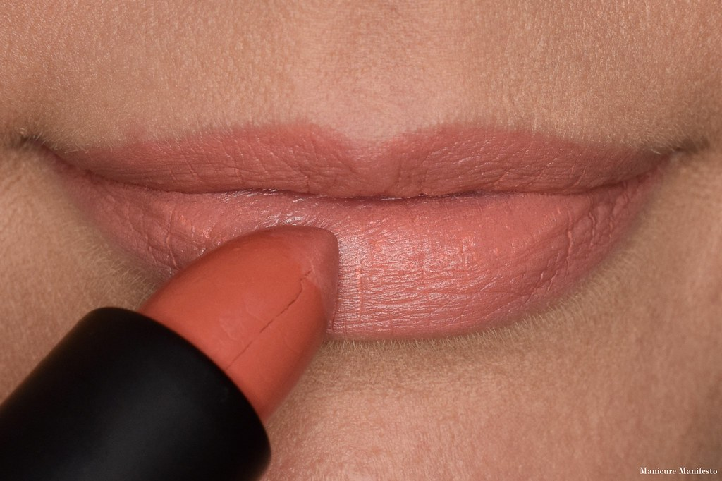 Howl Cosmetics Brulee swatch