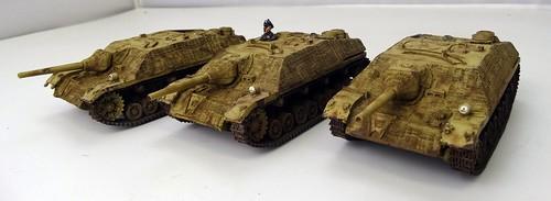 Bolt Action - Jagdpanzer IV/L48