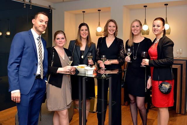 Diplomfeier AKAD Business & Technics Herbst 2016