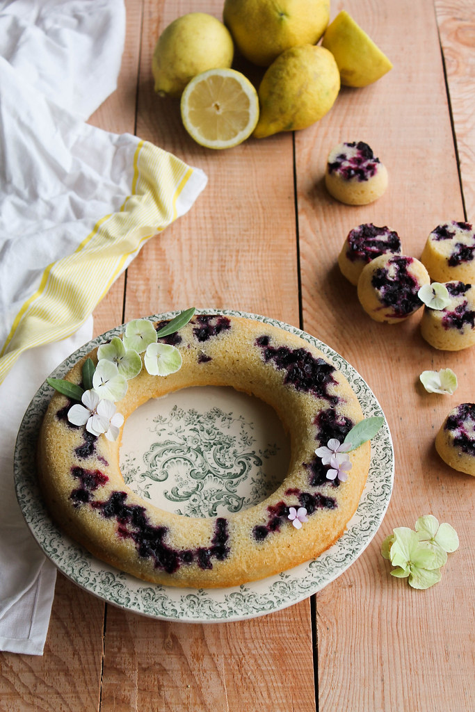 Gâteau au citron recette