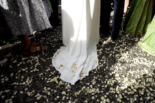 Wedding in France with Indian Jasmin