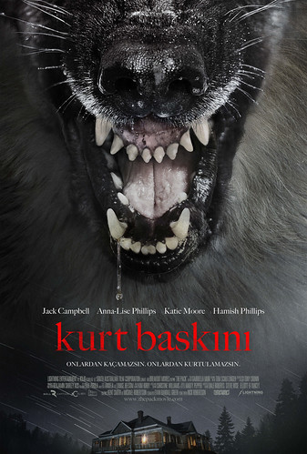 Kurt Baskını - The Pack (2015)