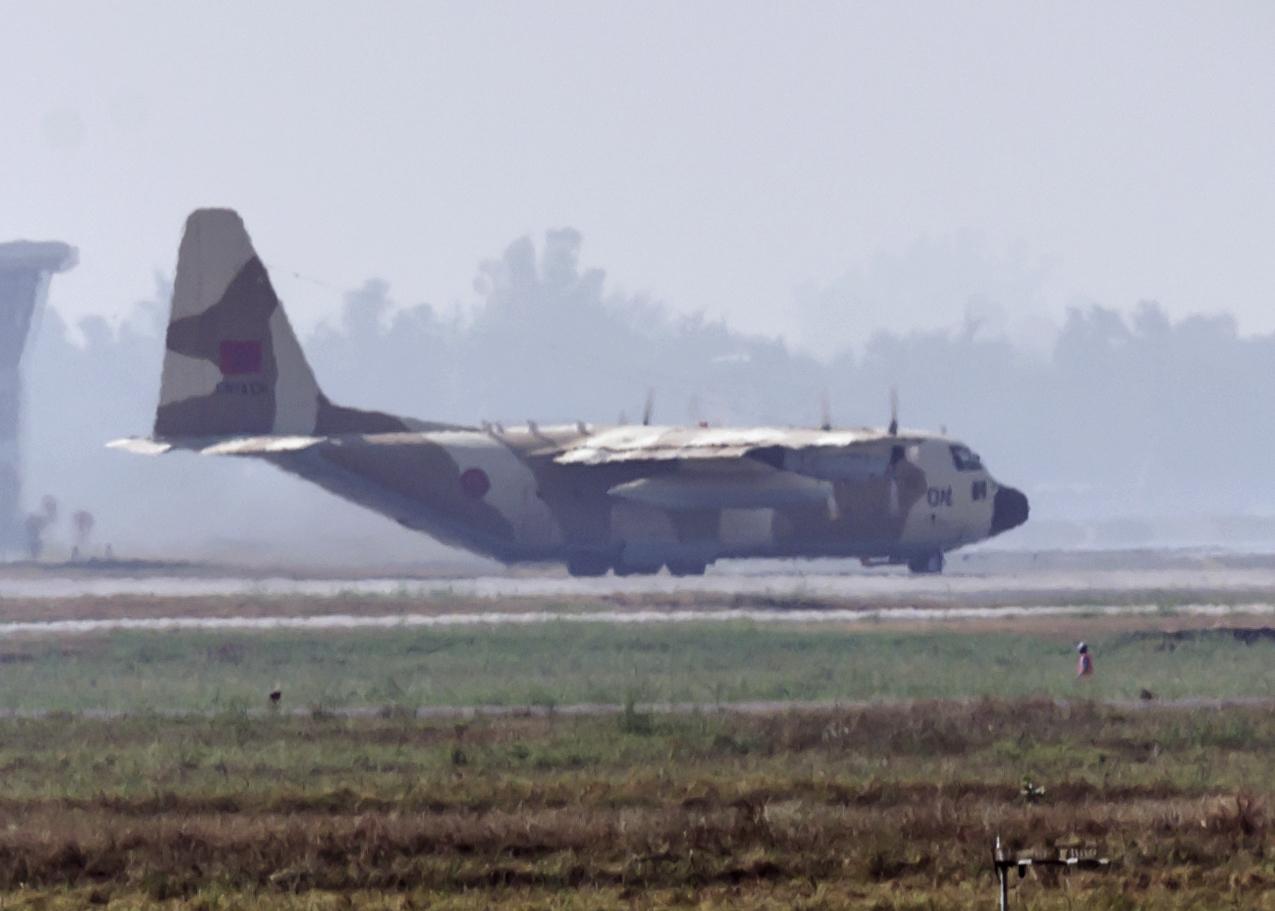 طائرات النقل العاملة بالقوات المسلحة المغربية - صفحة 2 22625671635_696e6855a0_o