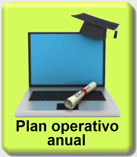 icono plan anual de formación docente