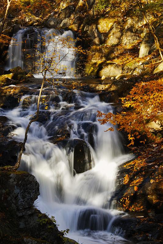 矢祭 滝川渓谷の滝 waterfall