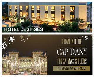 HOTEL DESITGES - FIN DE AÑO