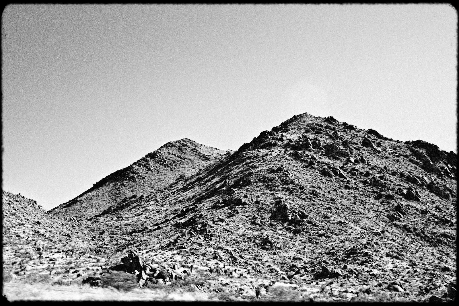 Mountains, West Texas, 2006