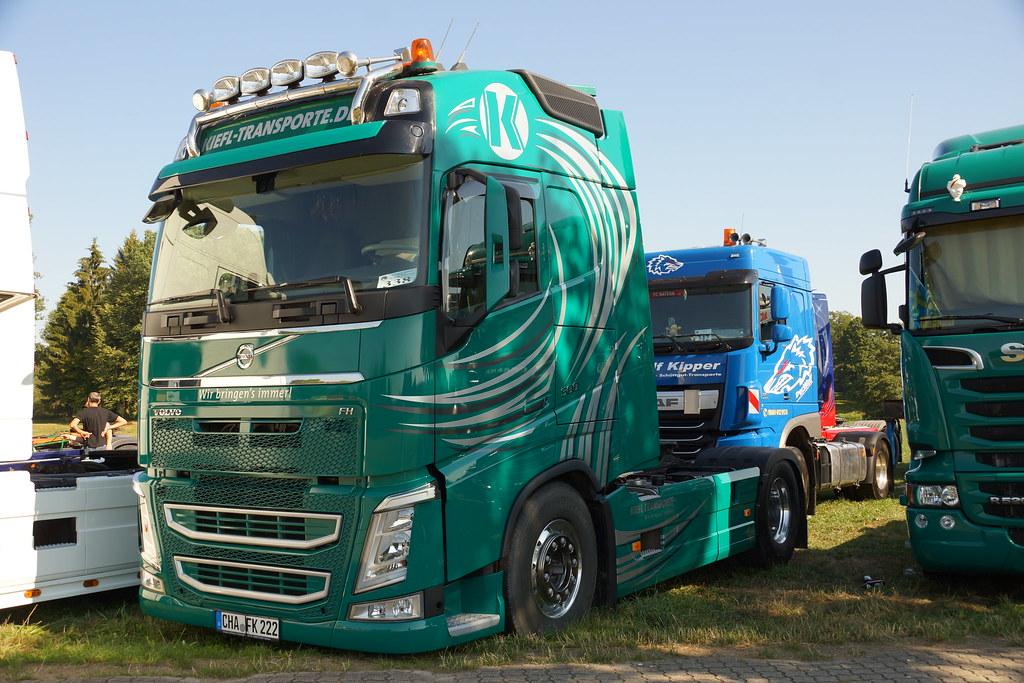 Volvo 500 Kiefl Transport Focus Hele Flickr