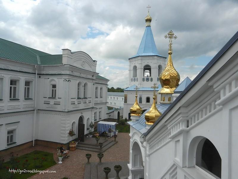 Монастырь в Путивле