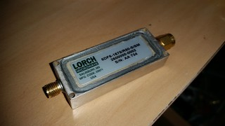 Lorch Filter