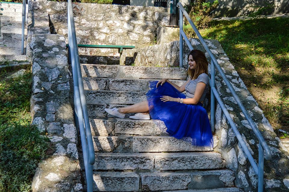 Blue skirt-1-5