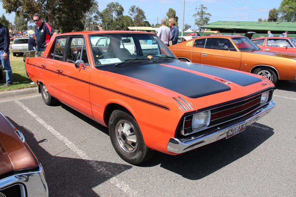 1970 Chrysler Valiant VG Pacer A88 Sedan | Hemi Orange The ...