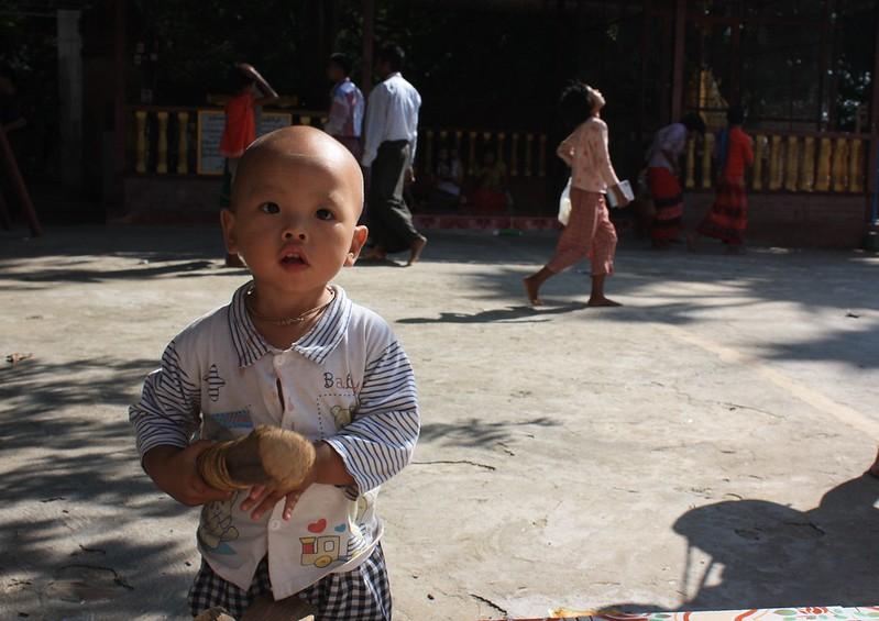 дети Мьянмы