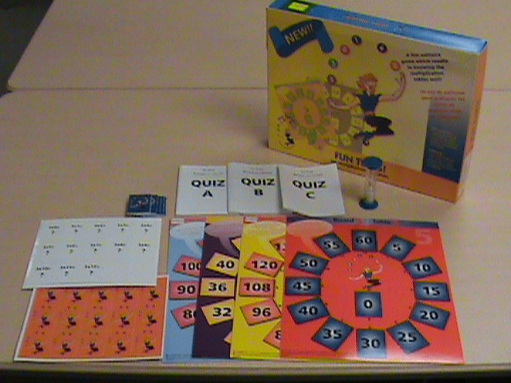 Fun Times: Les Multiplications Amusantes Kit