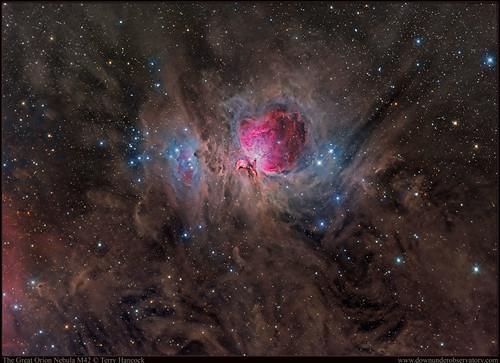 VCSE - Mai kép - A nagy Orion-köd