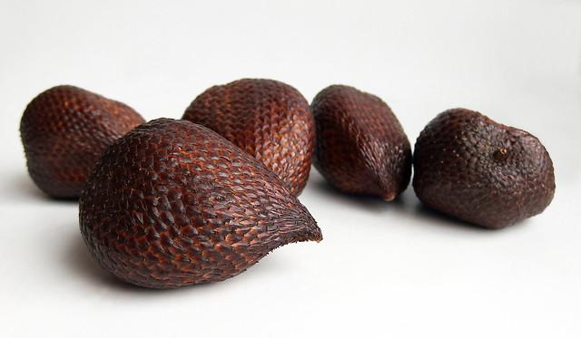 Salak, slangenfruit