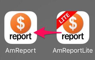 AmReport - アマゾンアソシエイト確認アプリ