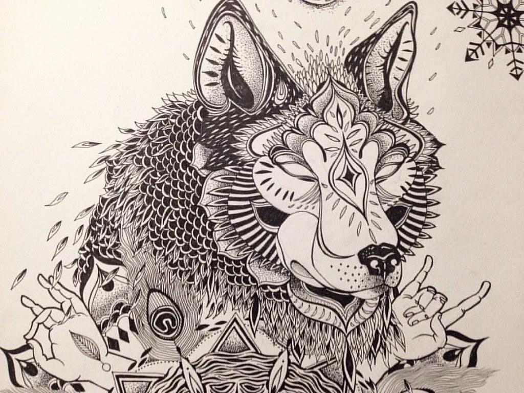 Fox Mountain Art Design