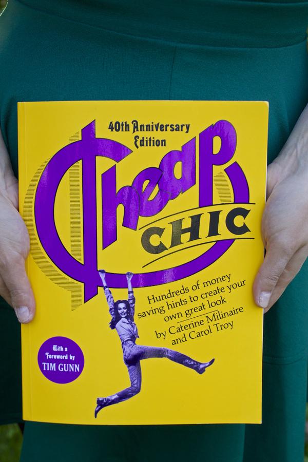 cheap chic book