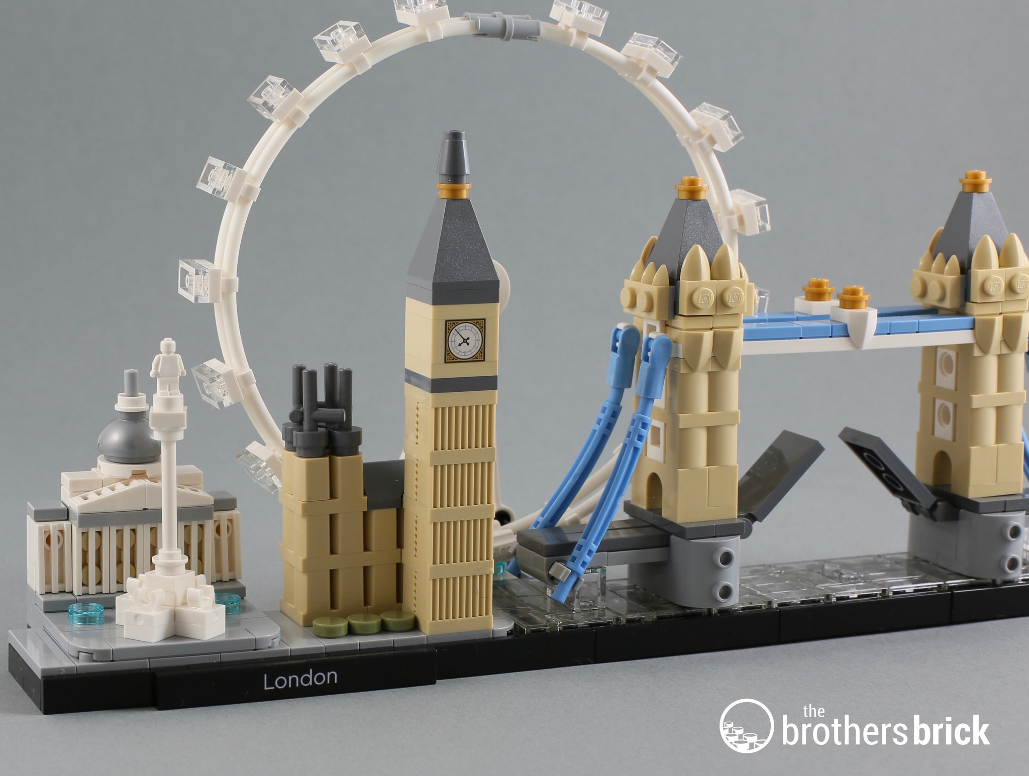 Lego architecture 21034 london city skyline review the for Architecture londres
