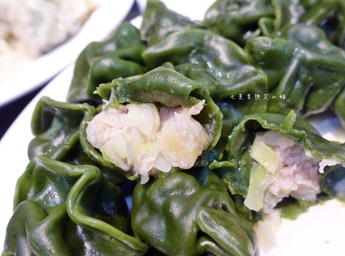 24 巧之味水餃 干貝水餃 台北美食