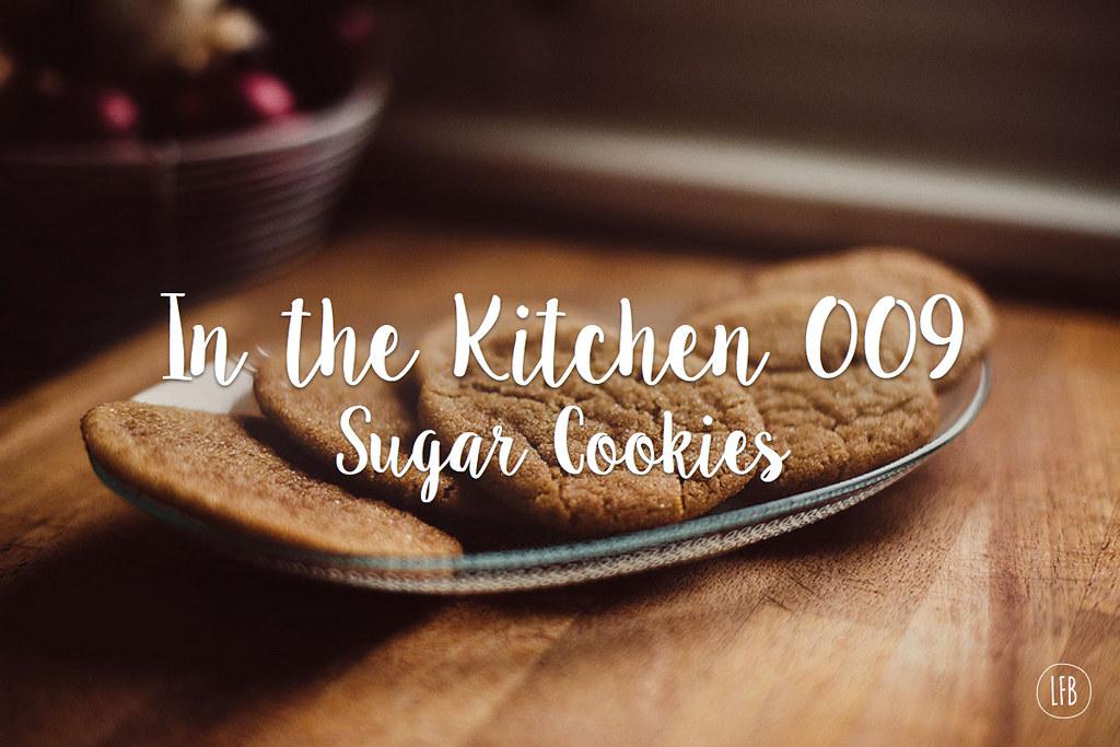 vegan sugar cookies - lovefromberlin.net