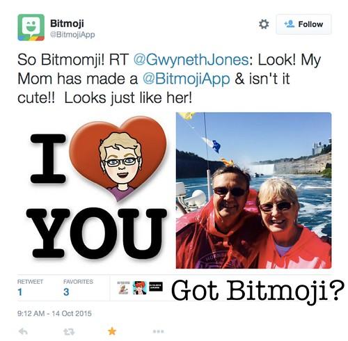 Got Bitmoji?