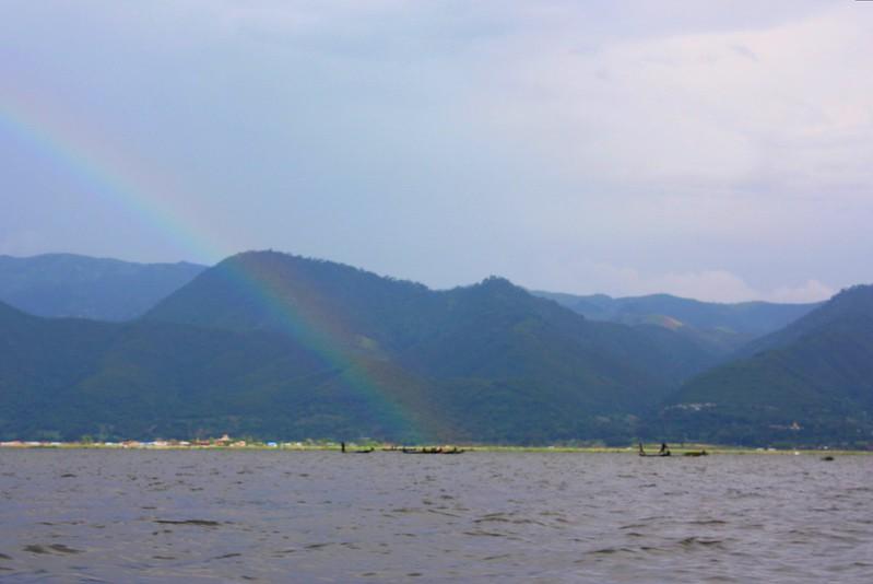 Бирма природа