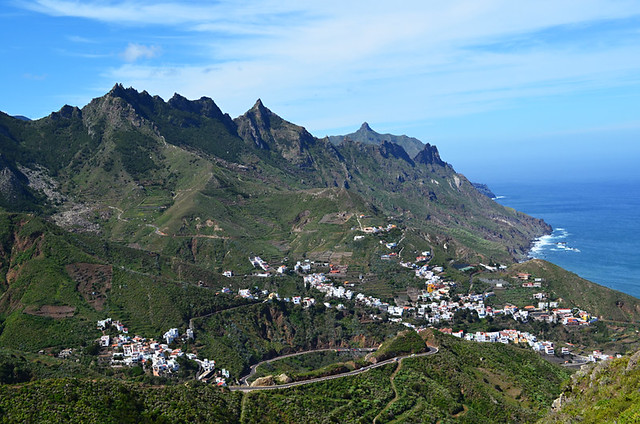 Anaga Mountains, Taganana, Tenerife