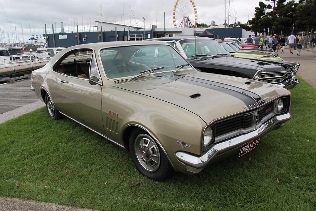 1969 holden ht monaro gts 308 platinum the ht holden