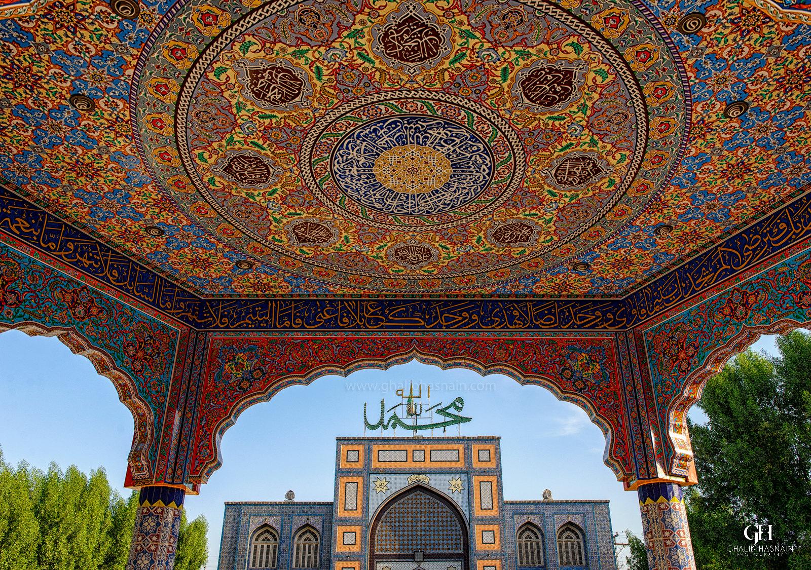 Bhong Mosque Sadiqabad, Punjab, Pakistan Source: Reddit