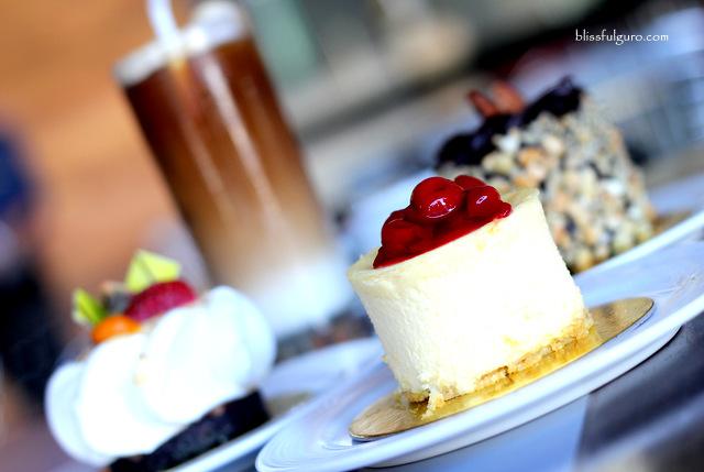 B Hotel Quezon City Pastry Corner