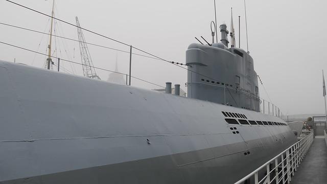 U-Boot Wilhelm Bauer #3