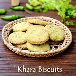 Khara biscuit/Masala cookies