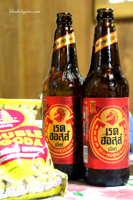 Red Horse Beer Chiang Mai Thailand