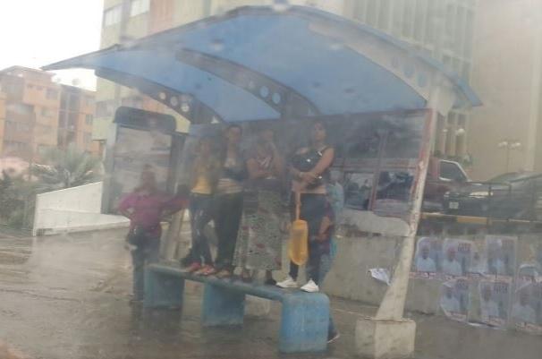 Continúa la crisis e incertidumbre del transporte público en Ciudad Guayana y se profundiza con las lluvias