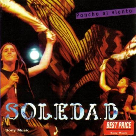 Soledad - Poncho al Viento [1996][FLAC][4S]