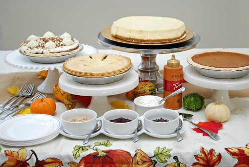 Recipe Ideas: Thanksgiving Pie Leftovers