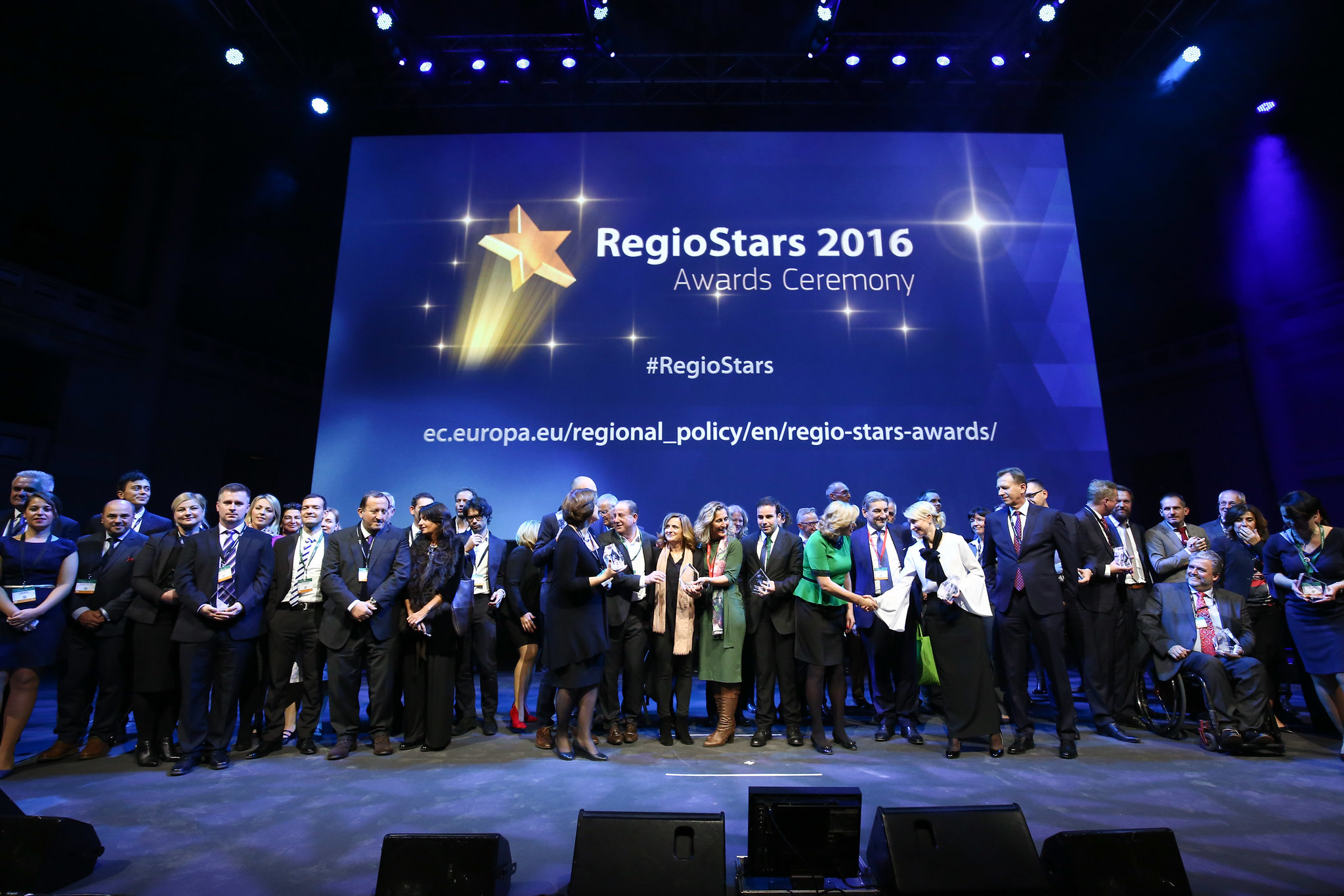 Winners of RegioStars