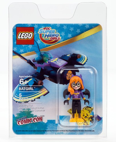 LEGO DC Super Hero Girls NYCC 2016 Exclusive Batgirl
