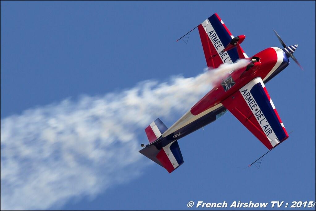 Equipe de Voltige de l'Armée de l'Air , EVAA , voltige, Lieux, Meeting Aerien 2015