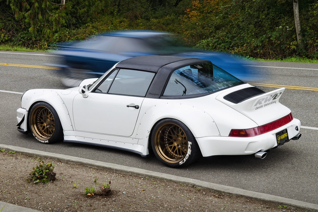 Targa Rwb Walpaper: First And Only RWB Targa In The