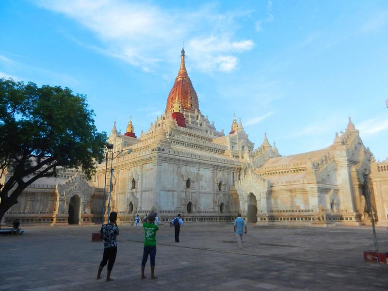 темпл Храм Ананда (Ananda)