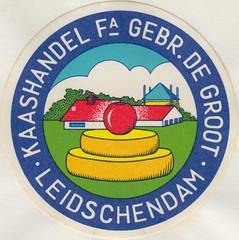 Kaashandel logo Gebroeders de Groot - Leidschendam