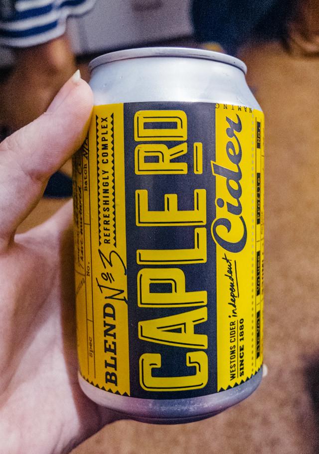 westons caple rd cider