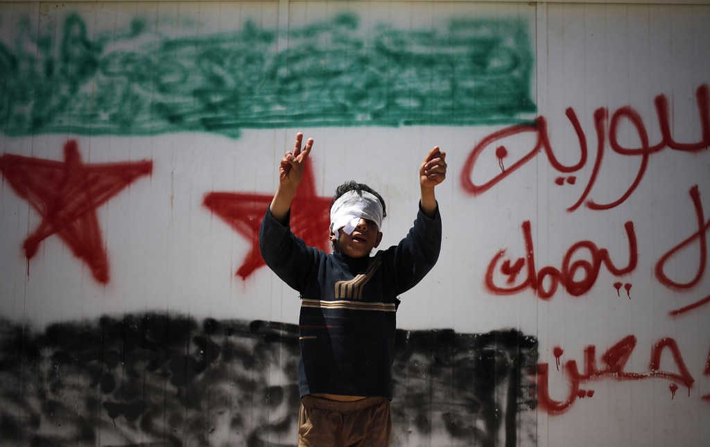 敘利亞全國一半人口成為難民是事實,但原因遠比「極權政府迫害人民」要複雜許多。(照片來源:SOFREP)