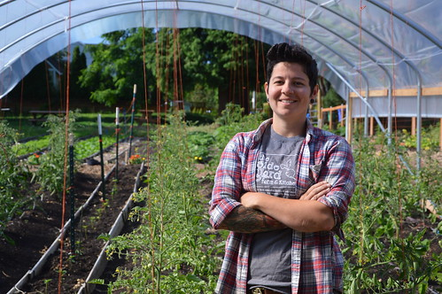 Stacey Givens, The Side Yard Farm and Kitchen in Portland, Oregon