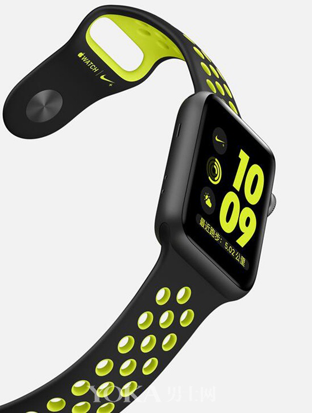 No Apple Halo Applewatch PK smart bracelet can win?